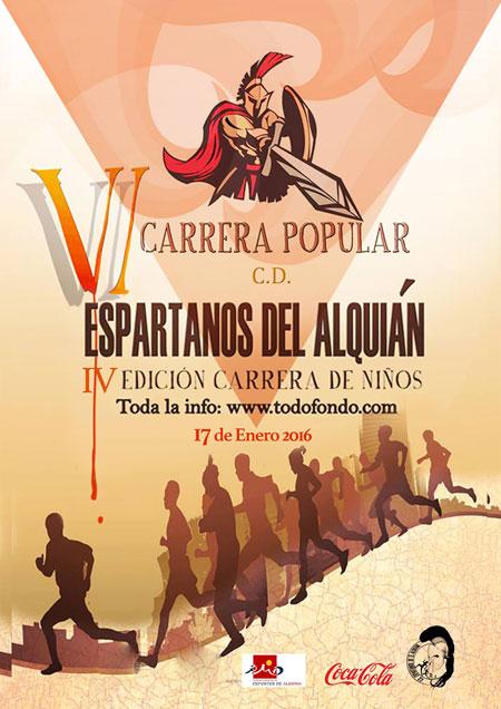 Carrera  VI Carrera Popular Espartanos del Alquian