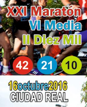 XXI Maratón Popular de Castilla-La Mancha