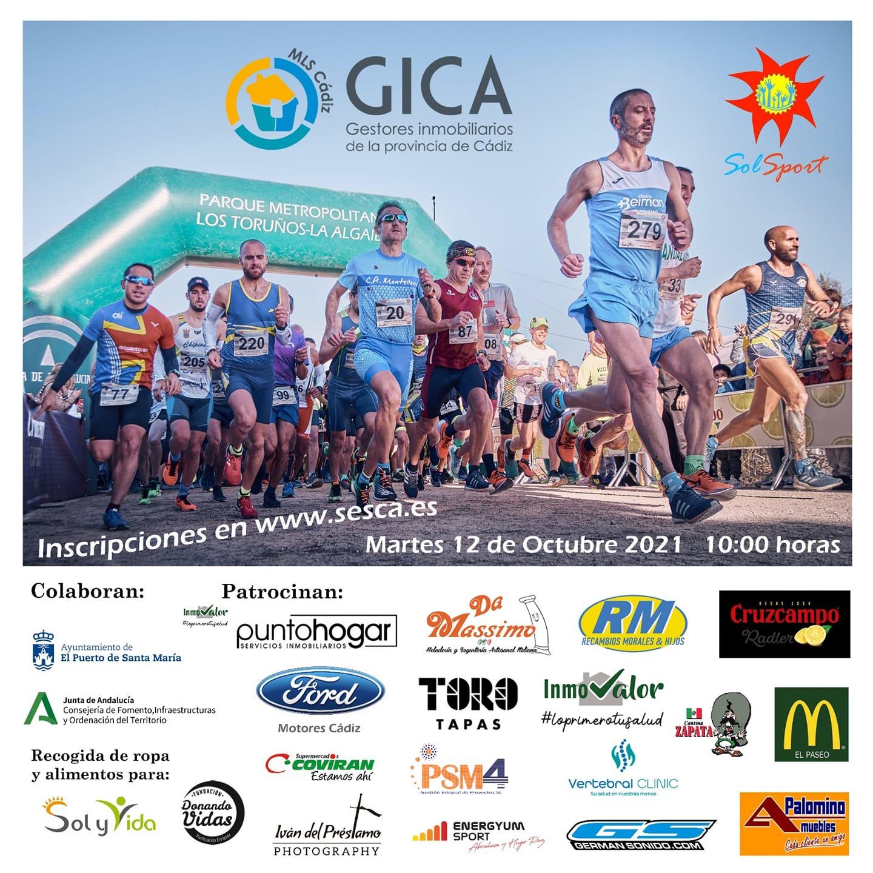 IX Media Maratón Toruños-Algaida