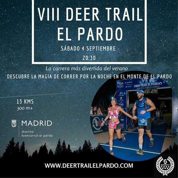 VIII Cross El Pardo – Deer Trail