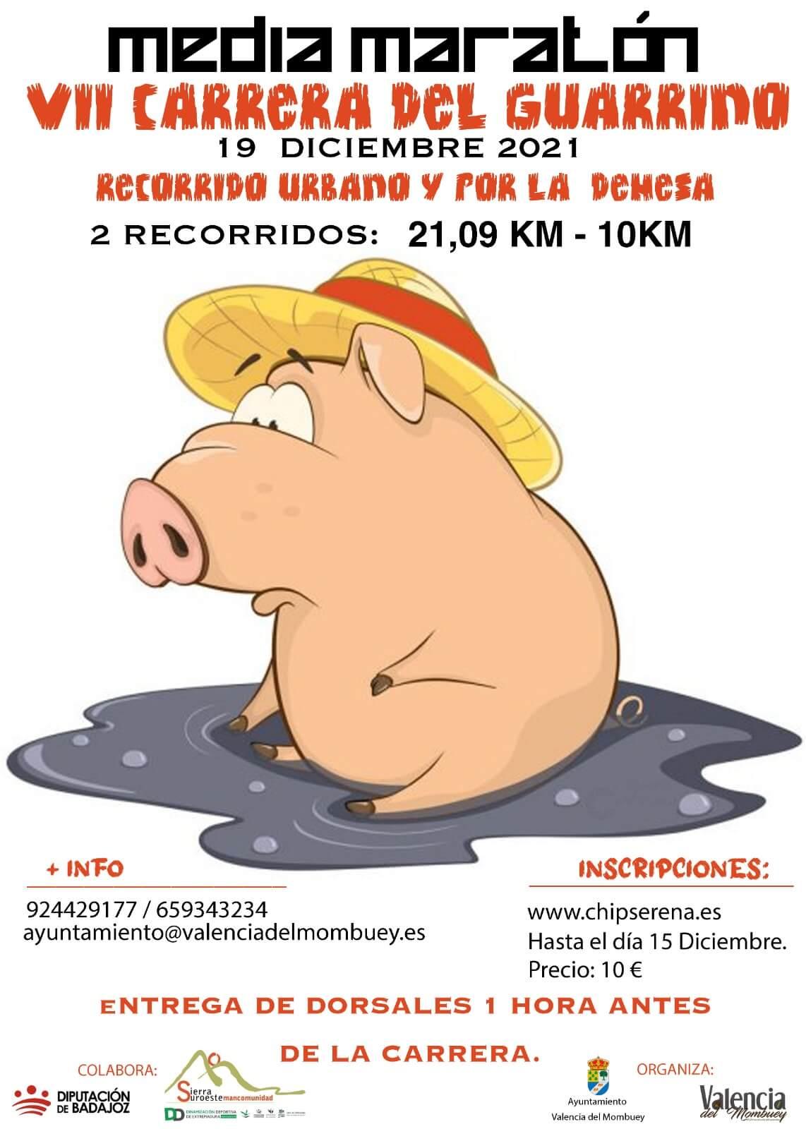 VII Media Maratón del Guarrino