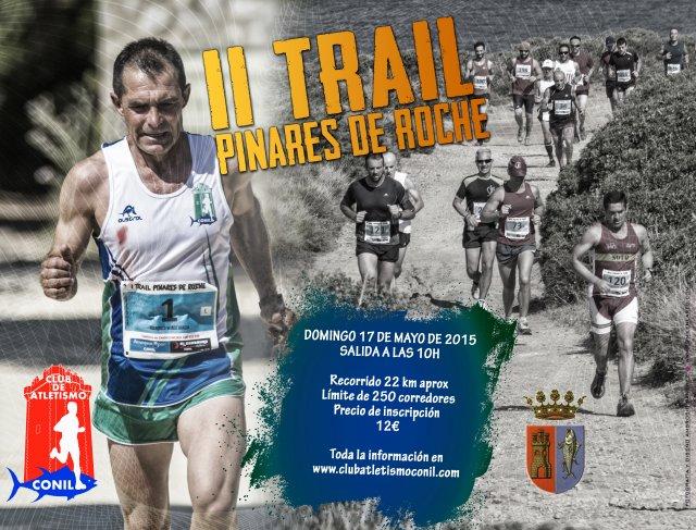 Carrera II Trail Pinares de Roche