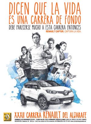 Carrera XXXII Carrera Renault del Aljarafe