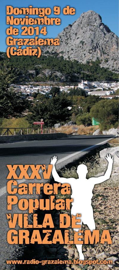 Carrera XXXV Carrera Popular Villa de Grazalema