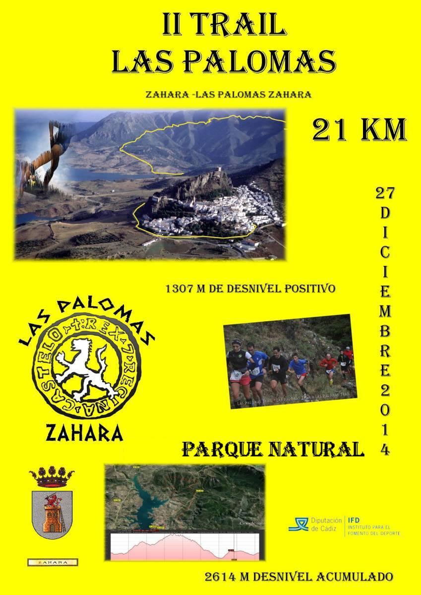 II Trail Las Palomas