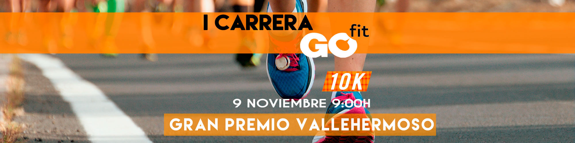I Carrera Popular Go fit Gran premio Vallehermoso