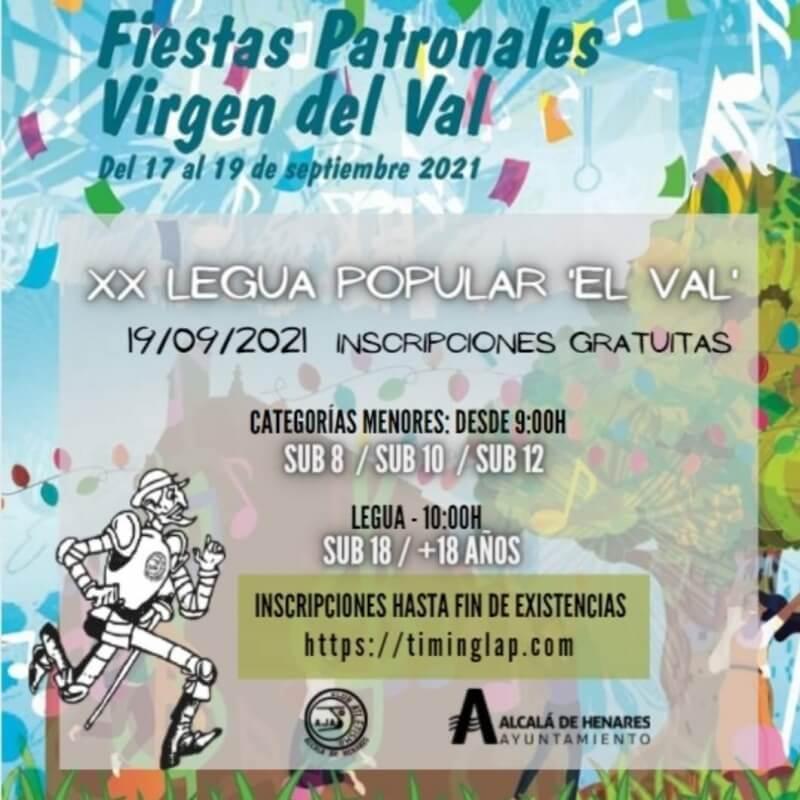 XX Legua Popular El Val