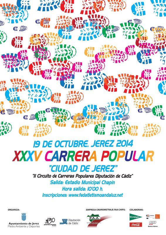 Carrera XXXV Carrera Popular Ciudad de Jerez