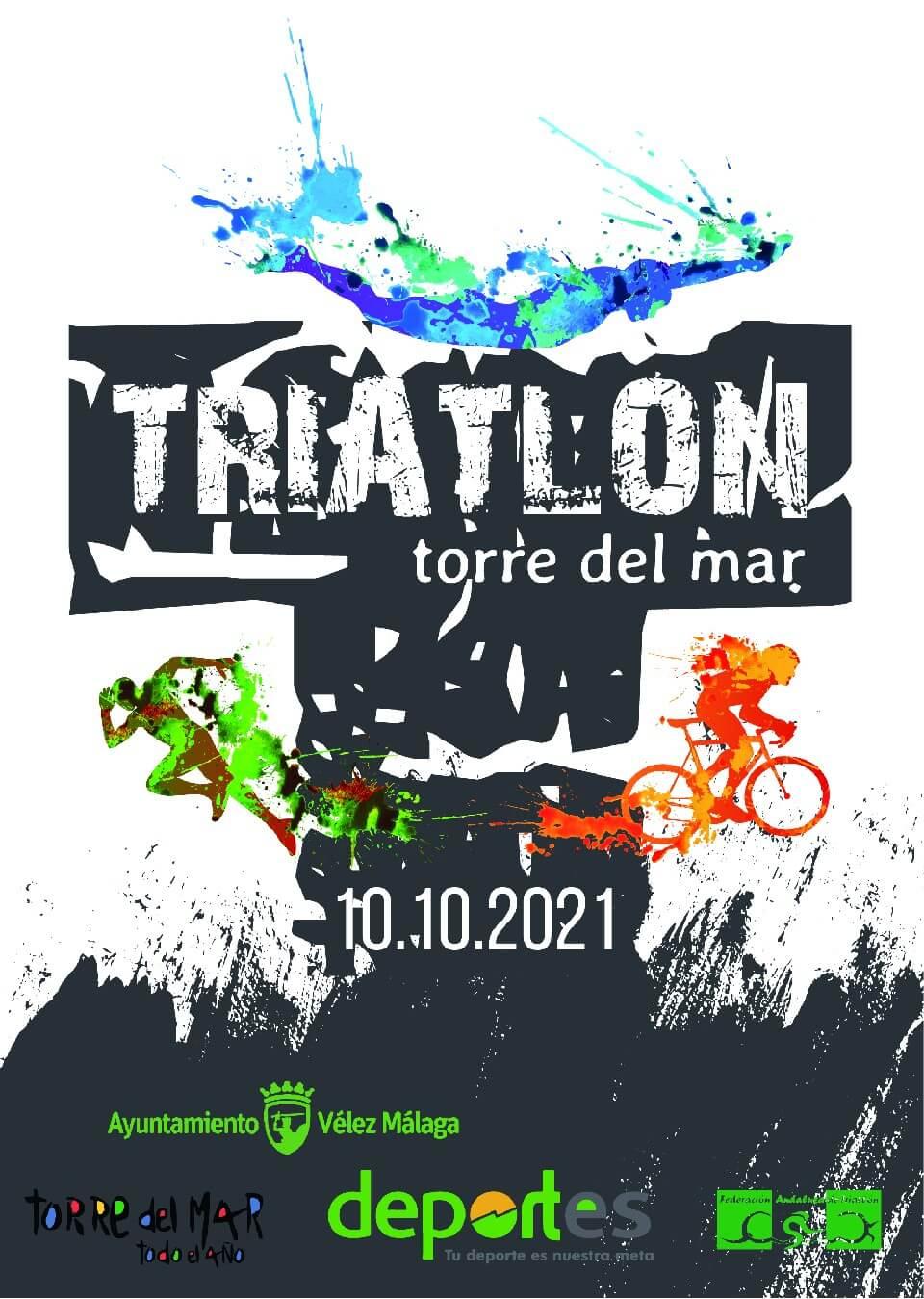XXVIII Triatlón Torre Del Mar - Costa Del Sol