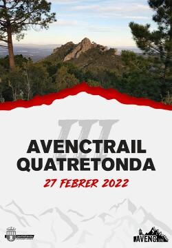 3er Avenc trail Quatretonda