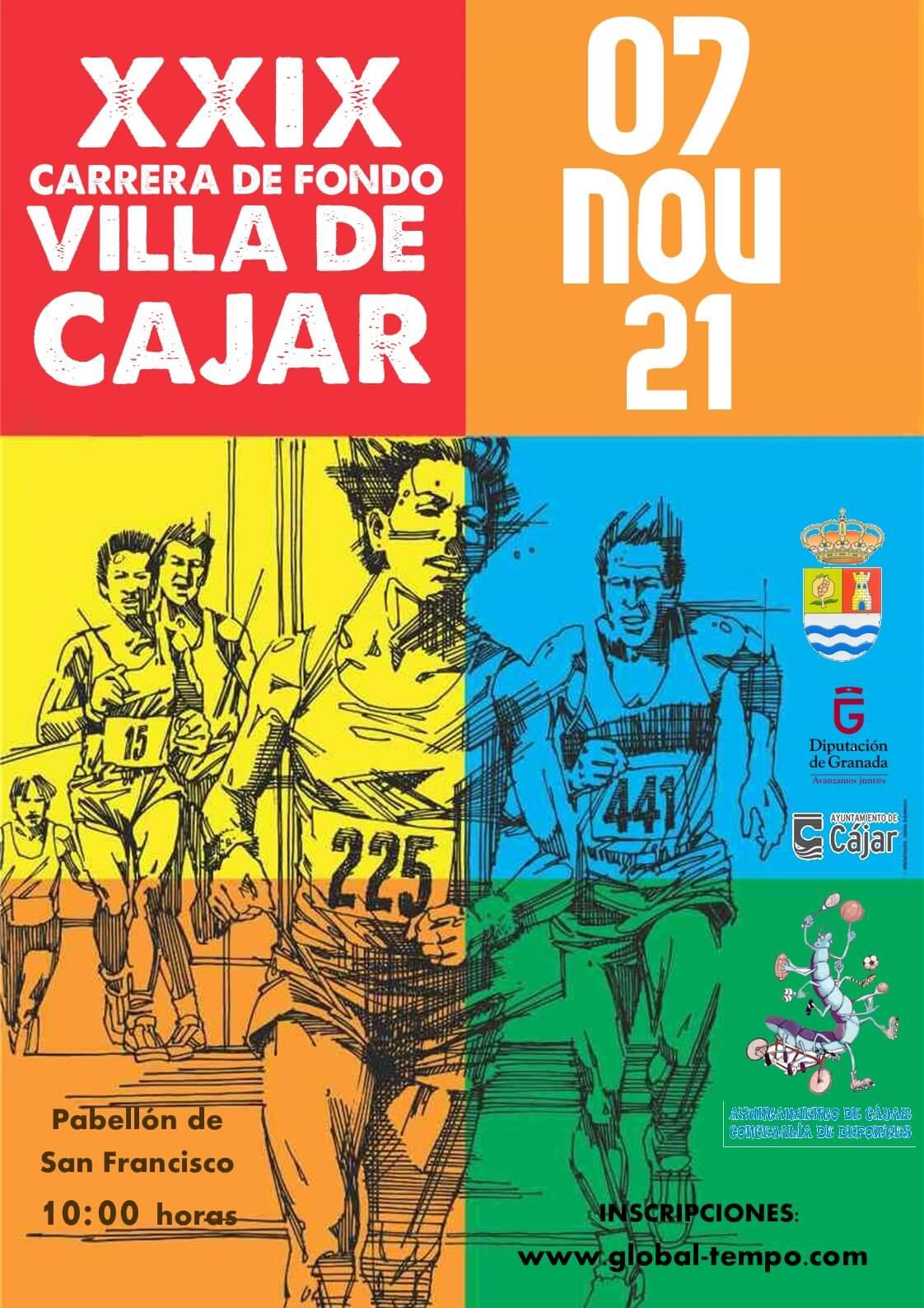 XXIX Carrera de Fondo Villa de Cájar