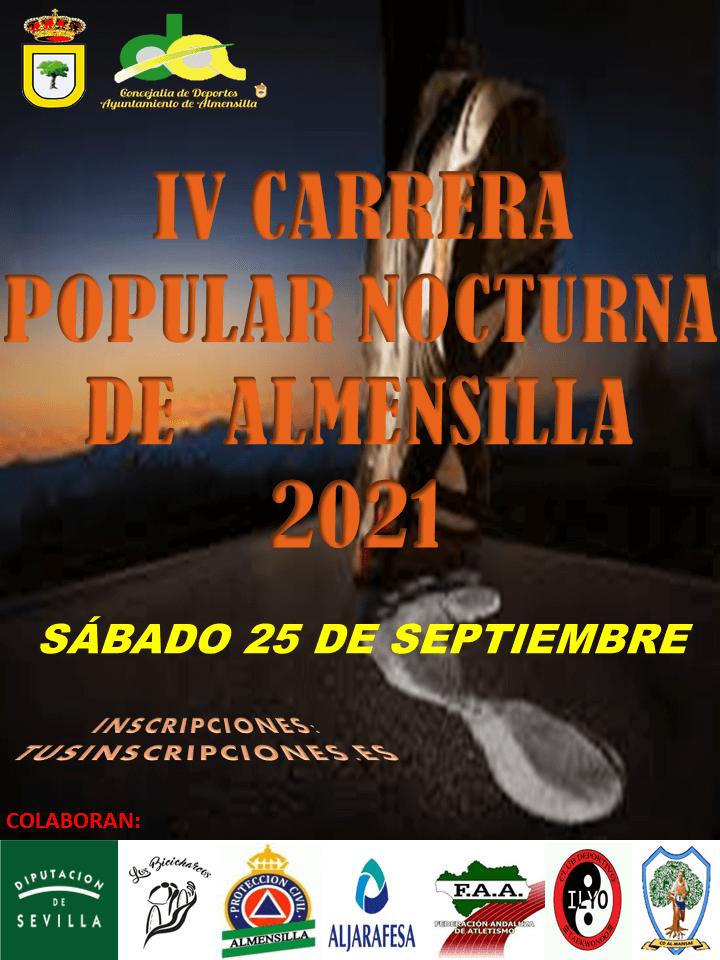 IV Carrera Popular Nocturna Almensilla