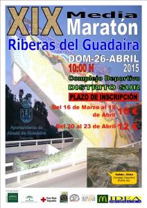 Carrera XIX Media Maratón Riberas del Guadaíra