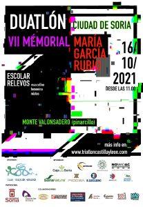 Duatlón Cross Memorial María García