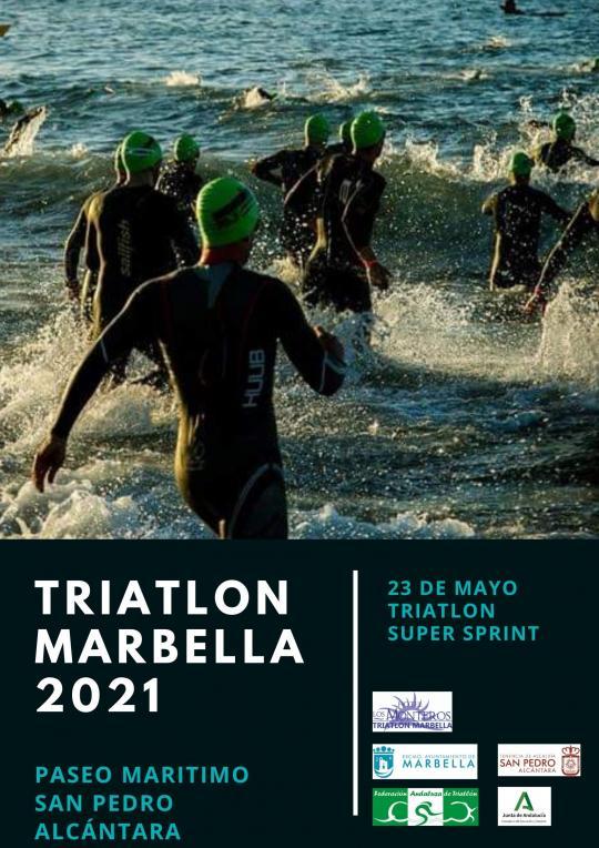 XXII Triatlón Ciudad De Marbella