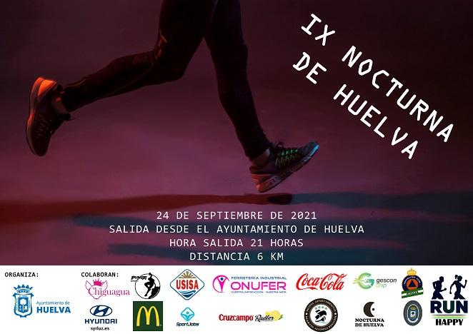 IX Carrera Nocturna de Huelva