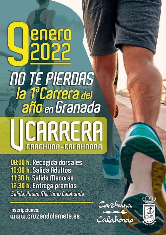 V 10K Carchuna Calahonda