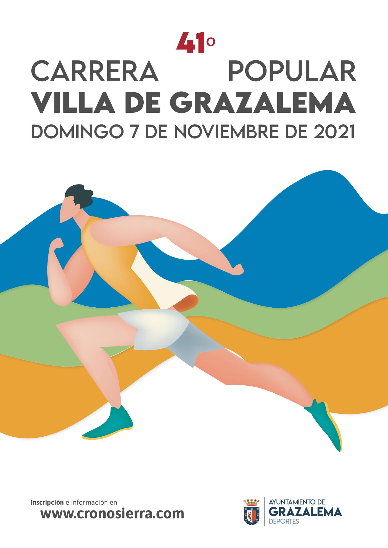 XLI Carrera Popular Villa de Grazalema