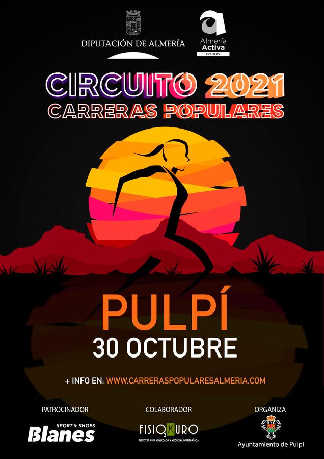 Pulpi - Circuito Carreras Populares Diputación de Almería