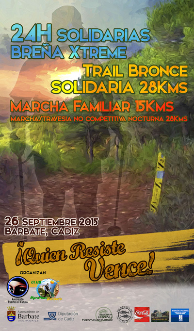 Carrera Trail Bronce Solidaria 28 Km
