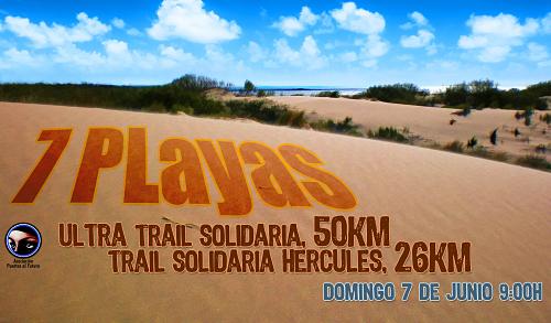 Carrera II Trail Solidaria Hércules