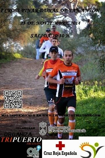 Carrera I Cross Pinar de San Antón