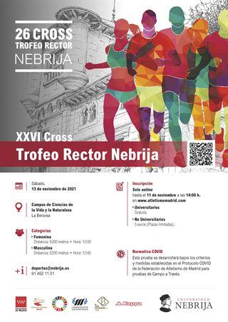 XXVI Cross Rector Trofeo Nebrija