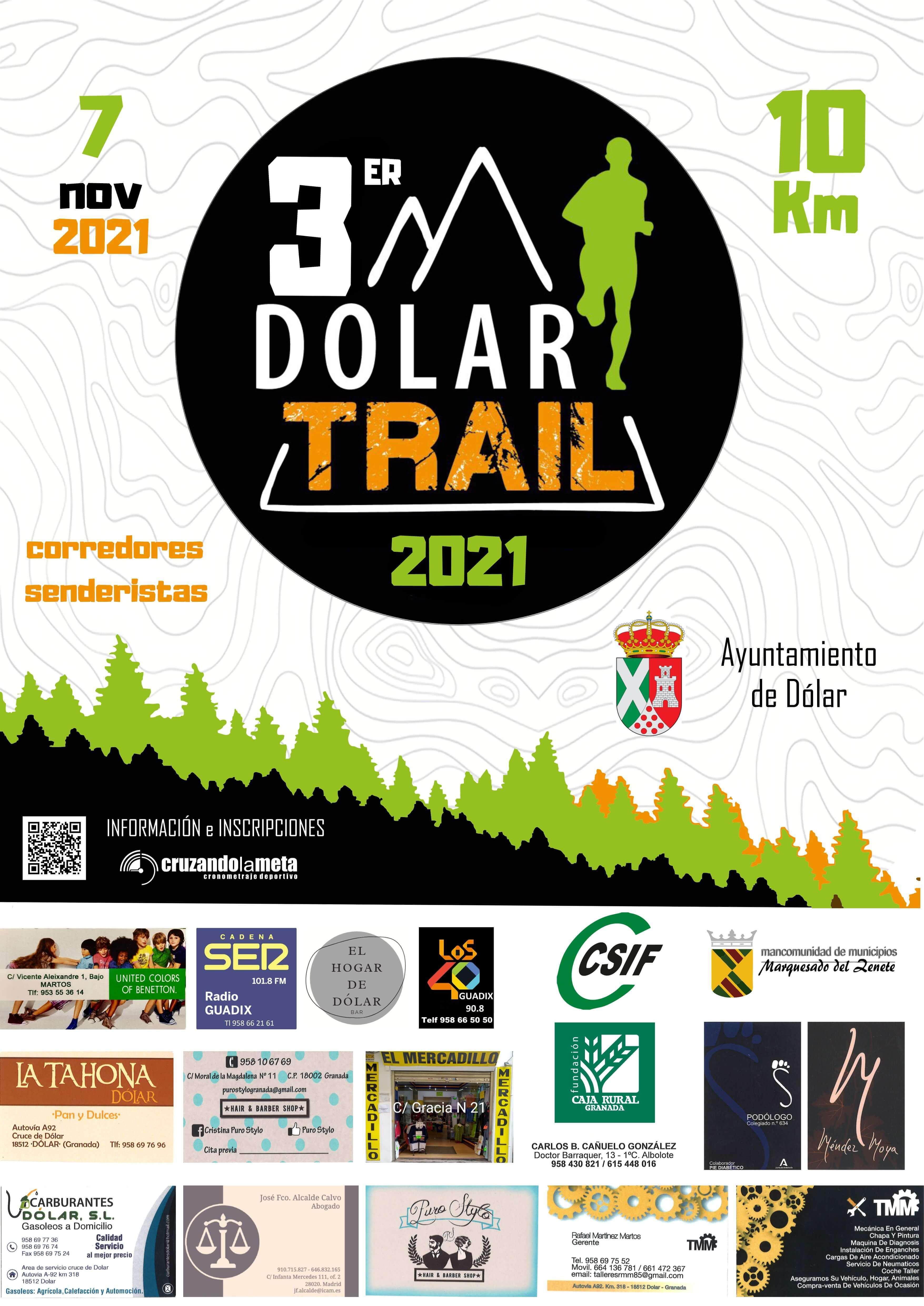 III Dólar Trail