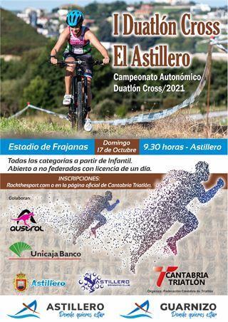 I Duatlón Cross EL Astillero