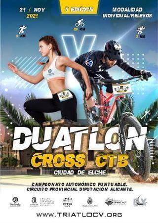 V Duatlón Cross CTB Ciudad de Elche
