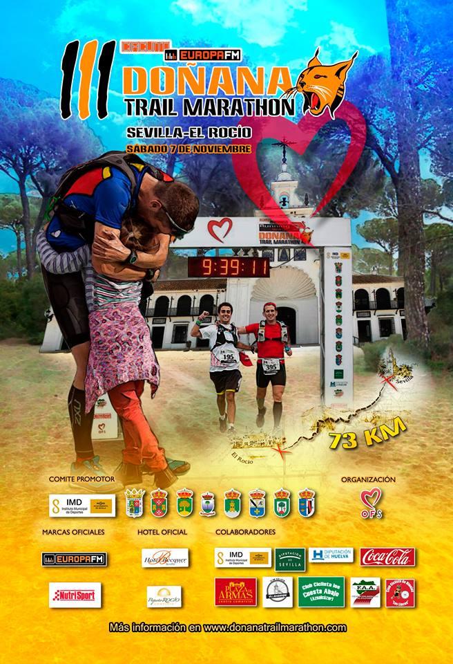 Carrera III Doñana Trail Marathon