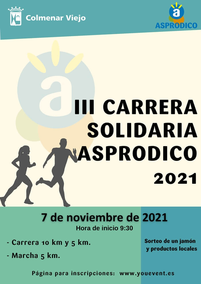 III Carrera Solidaria Asprodico
