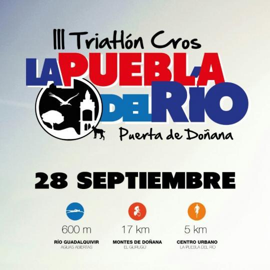 Carrera III Triatlón Cross La Puebla del Rio