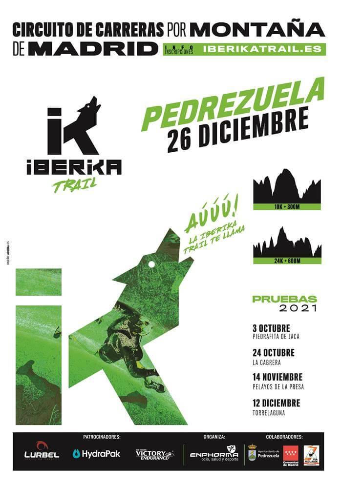 San Silvestre Iberika Trail Pedrezuela