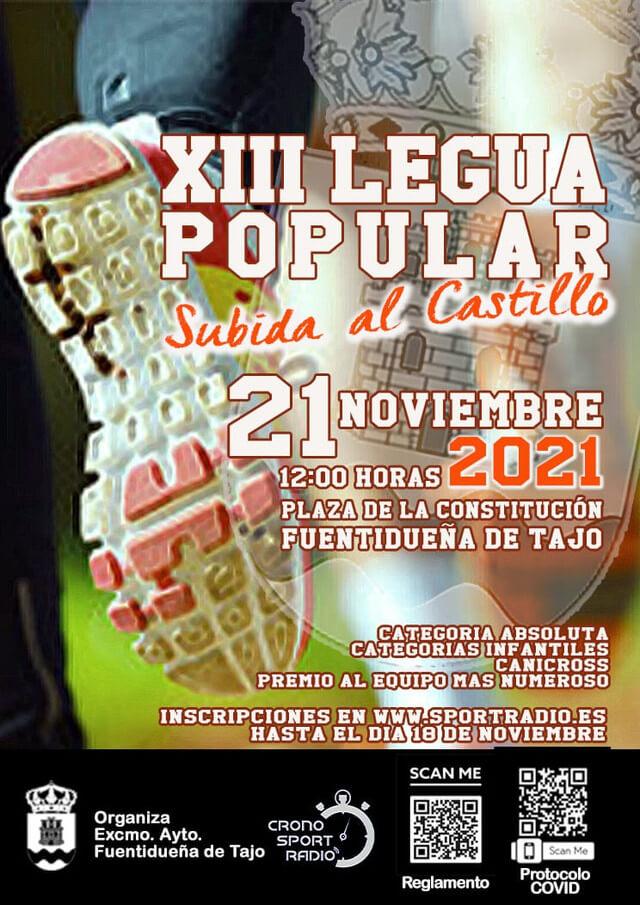 XIII Legua Popular Subida al Castillo