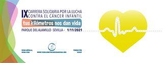 IX Carrera Solidaria Por La Lucha Contra el Cáncer Infantil