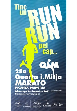 28a Mitja Marató Picanya - Paiporta