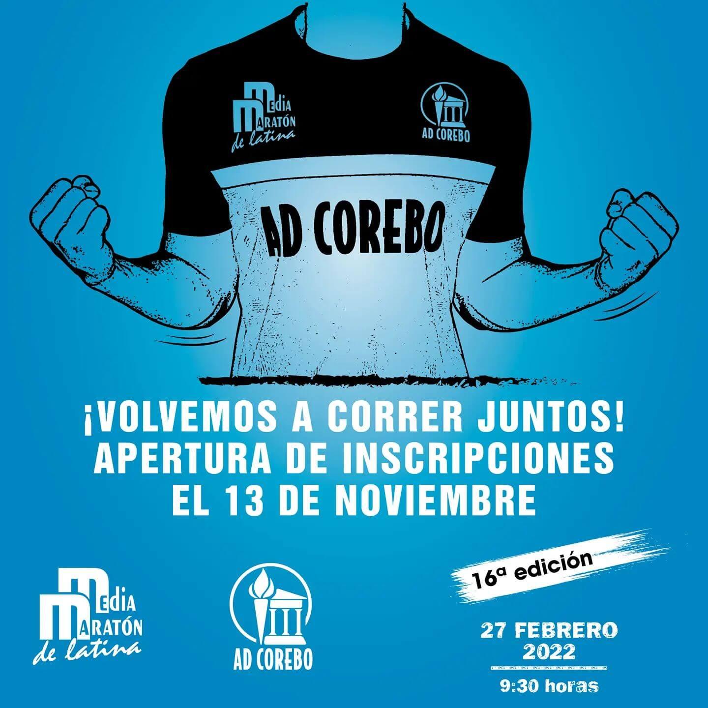 XVI Media Maratón de Latina