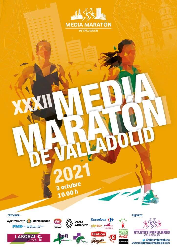 XXXII Media Maratón de Valladolid