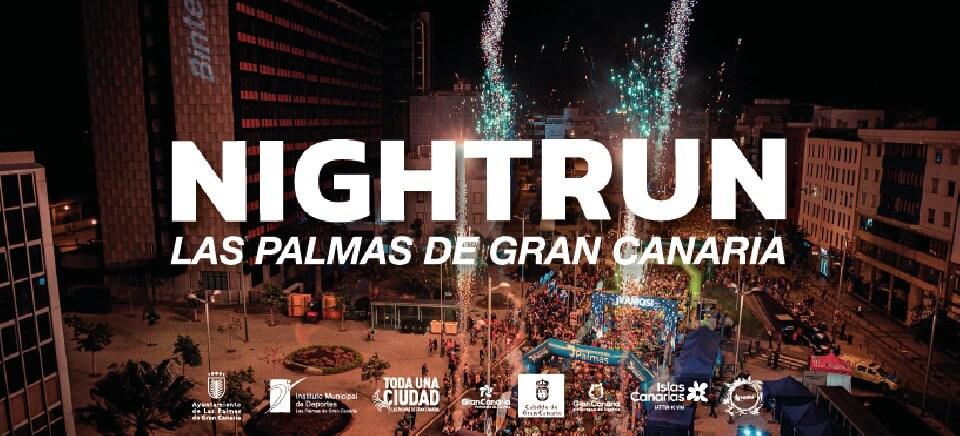 8ª NightRun Las Palmas de Gran Canaria