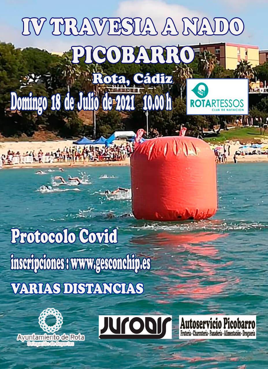 IV Travesía a nado PicoBarro