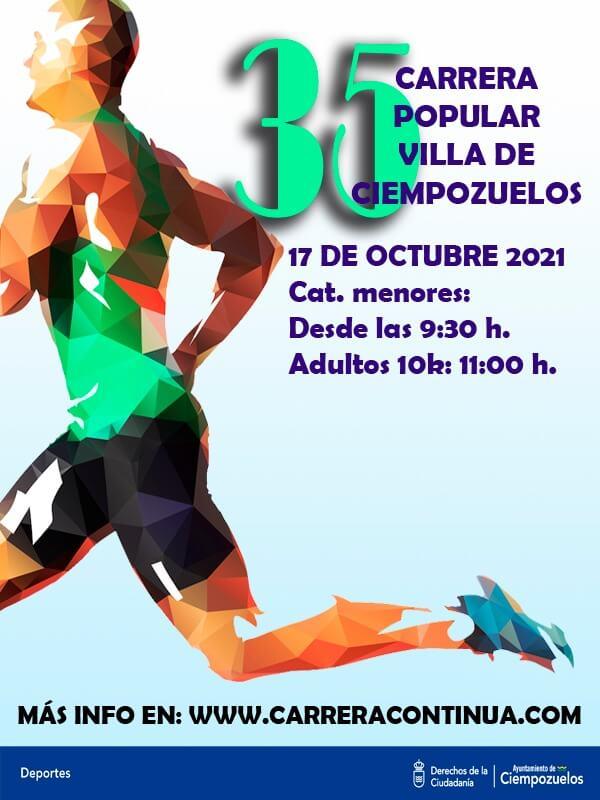 XXXV Carrera Popular Villa de Ciempozuelos