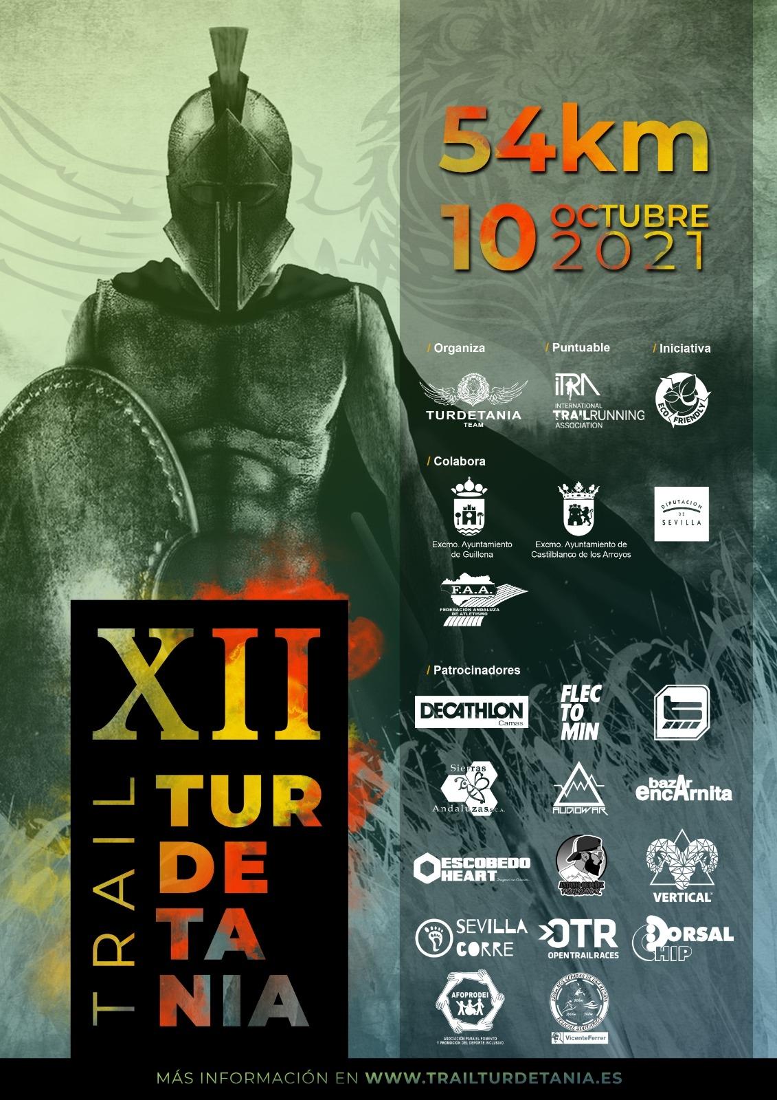 XII Trail Turdetania