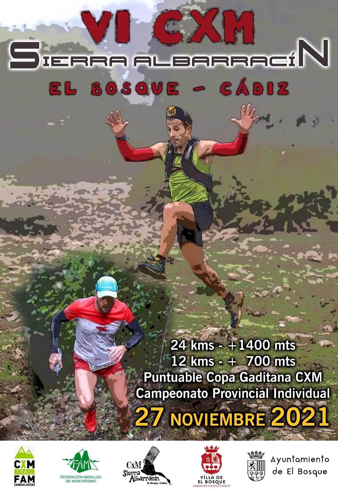 VI CxM Sierra de Albarracin