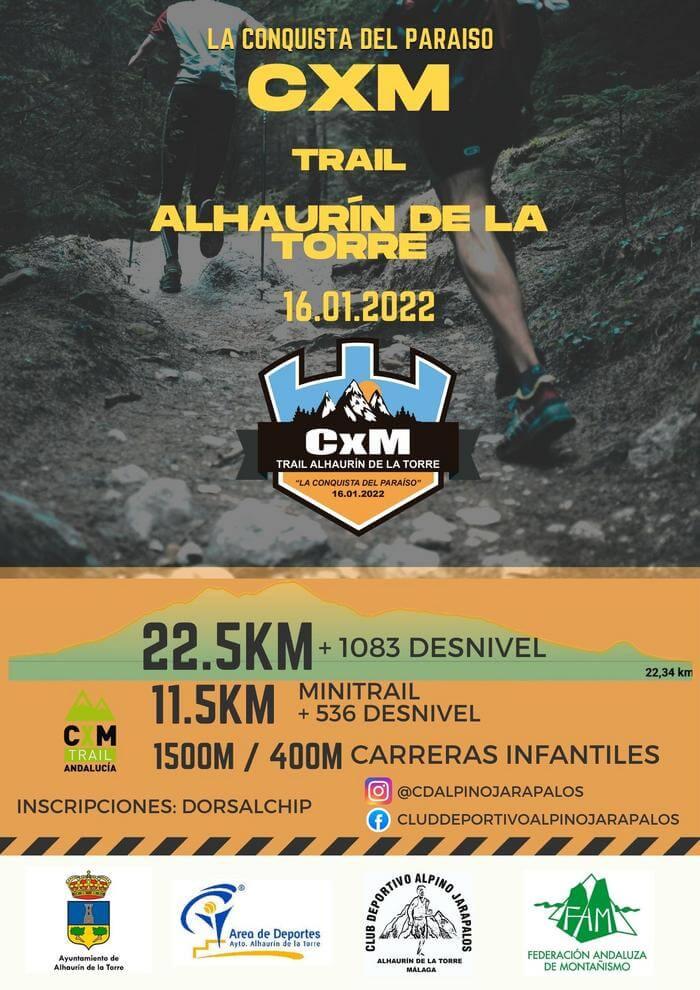 CXM Trail Alhaurín de la Torre