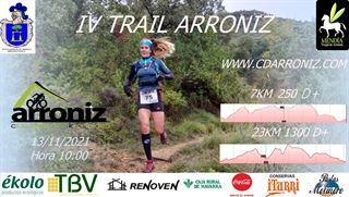 IV Trail Arroniz