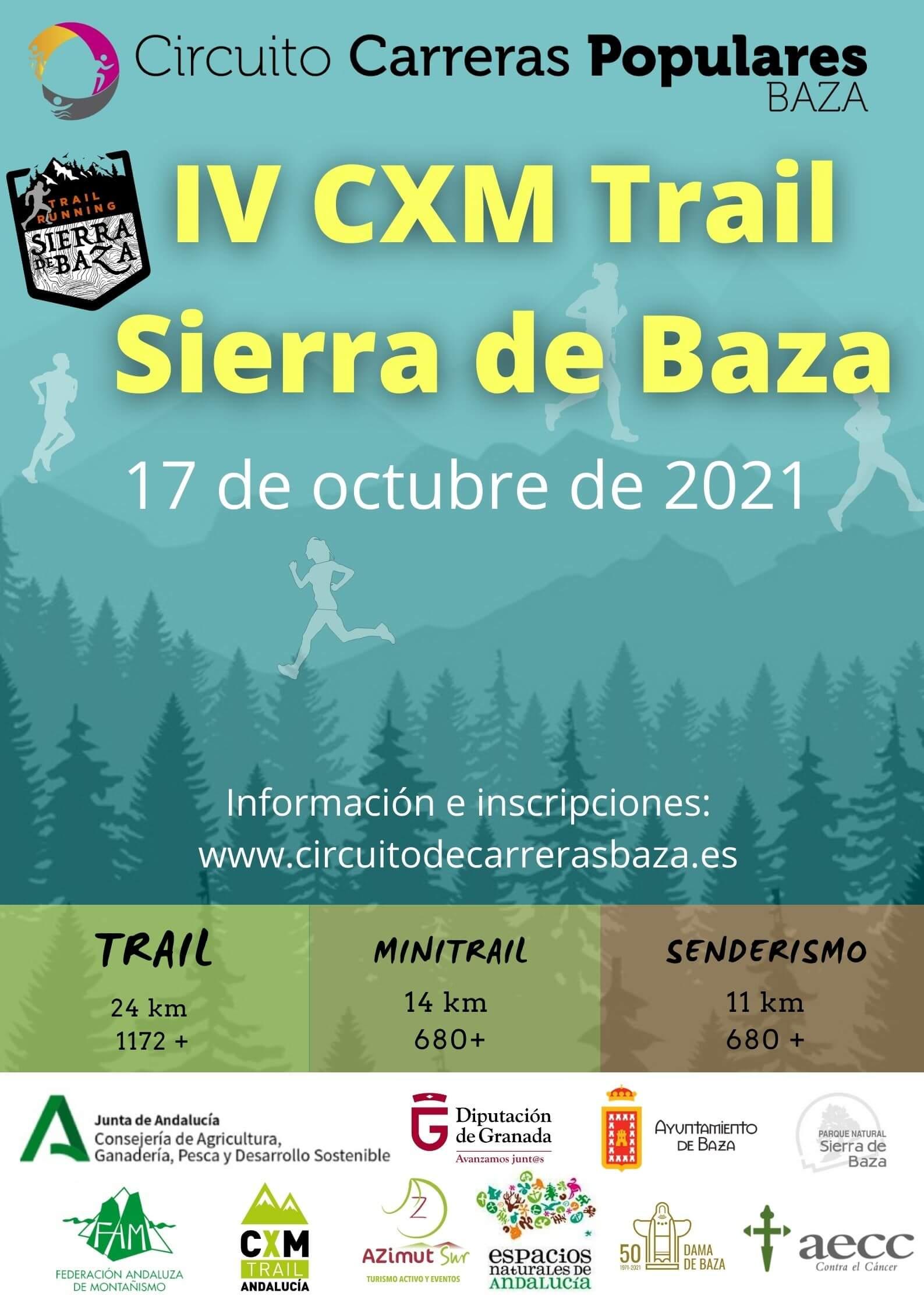 IV Trail de la Sierra de Baza