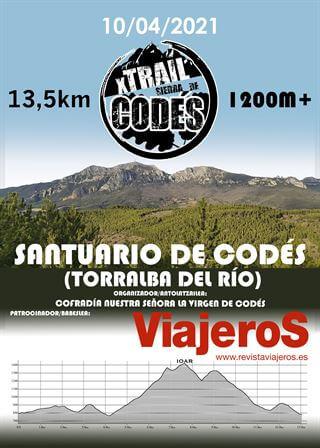 X Trail Sierra de Codes