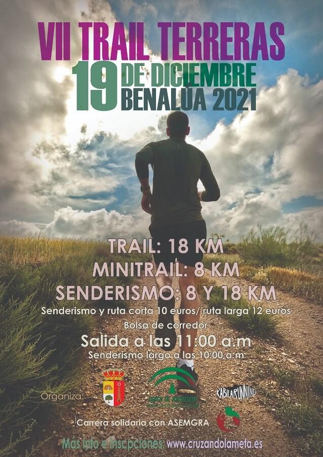 VII Trail Terreras