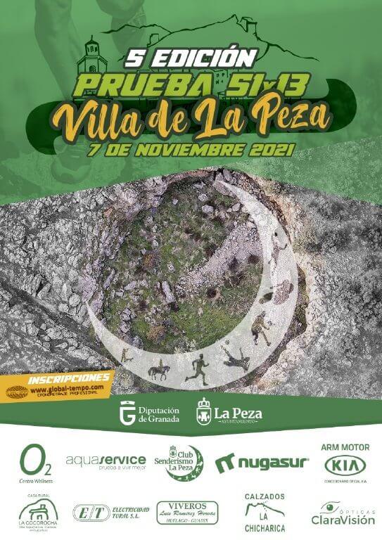 V Trail 51x13 Villa de la Peza